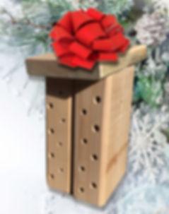 mason bee house for holiday sale.jpg