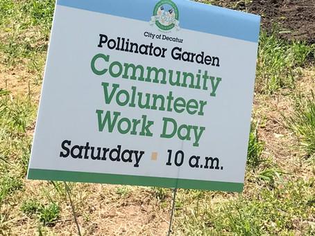 Community Volunteer Work Day, 7/21!