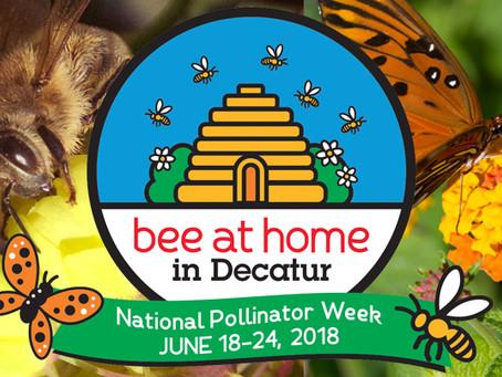National Pollinator Week is right around the corner!