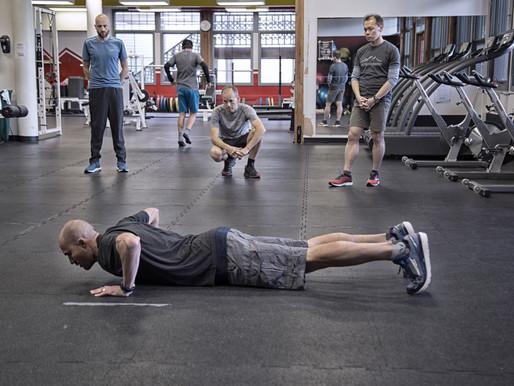 Do Anywhere Body Weight Circuit
