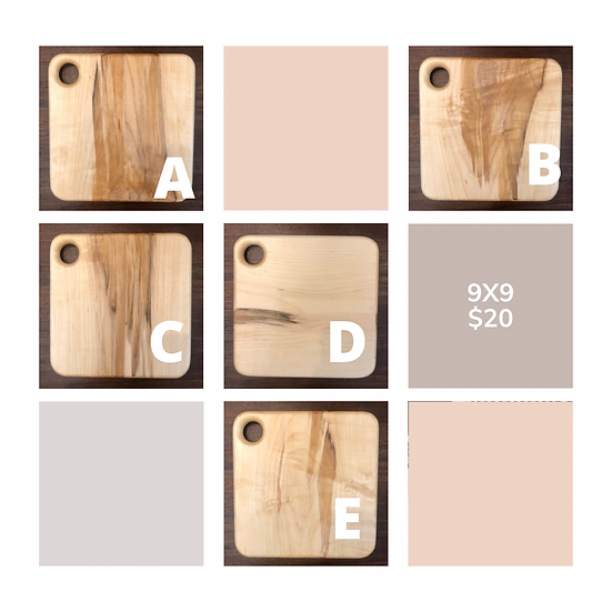 Northern Roots Woodworking Charcuterie Boards