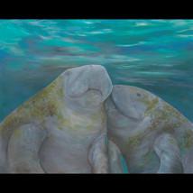 Guy LeFebvre's Bue Water Art | Saint Cloud FL