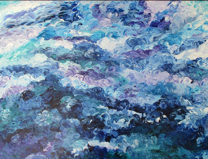Stormy Waters - 30_x40_