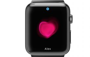 Apple Watch Hartslag