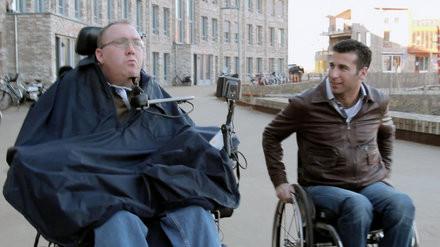 Marc de Hond en Hans van Mourik in 'permanent op vakantie'