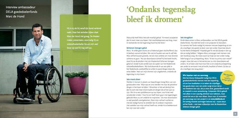 Interview Marc de Hond - PDF
