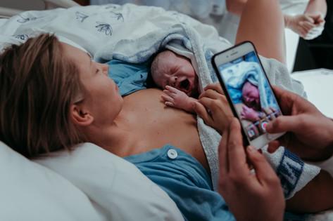 Fødselsfotografering oslo