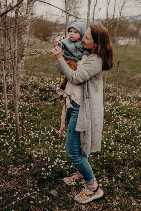 Barnefotografering