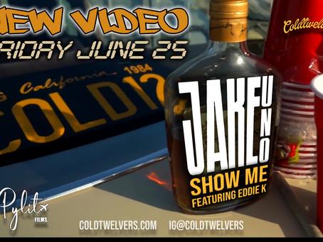 New Video: Jake Uno feat. Eddie K