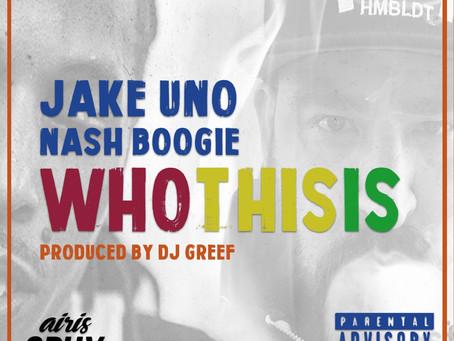 Jake Uno- Video Release