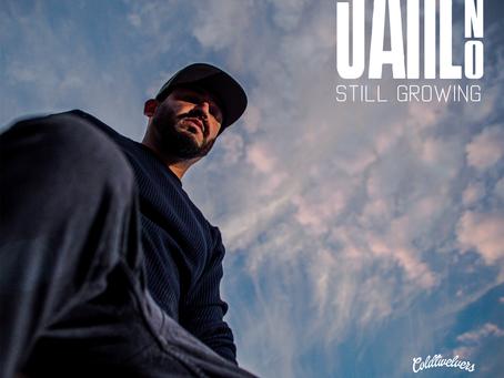 New Album -Jake Uno-Still Growing 10/15