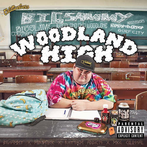 Bigsammy - Woodland High (CD)