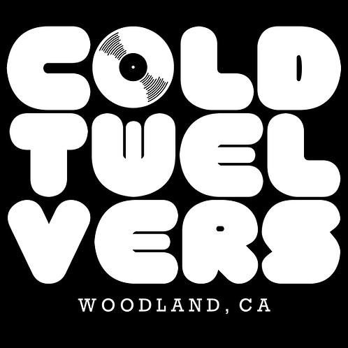 Coldtwelvers Bubble Sticker