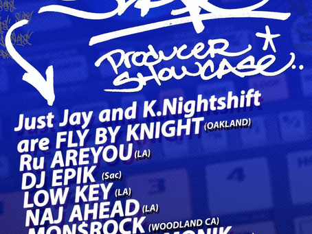 SLAPS Producer Showcase