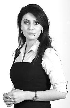 Malika Shermatova public relations consultant professional