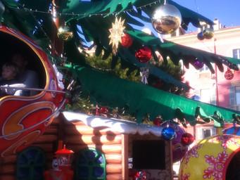 ニースのクリスマス〜ヴィラージュ・ド・ノエル〜