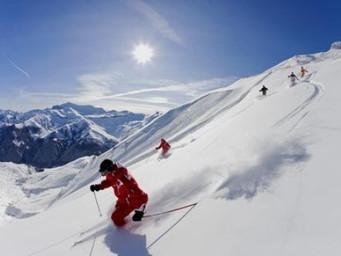 南仏でスキーを楽しむロングステイ