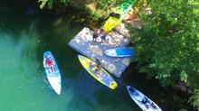 カヌーで穏やかな南仏の自然と風を感じるロングステイ