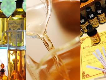 香水の本場、南仏グラースでつくる世界に一つだけの自分の香水