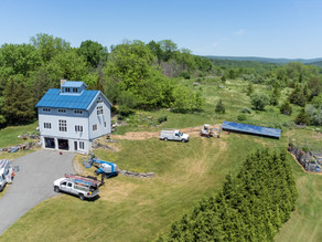 World's First Creative Design in Residential Solar Array