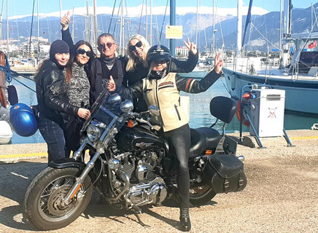Lady's Bike & Boat Tour Turkey 16.02.2020-23.02.2020