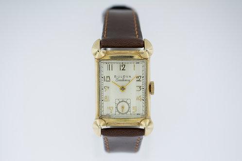 Gent's Bulova Hand Wind Watch