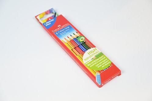Faber Castell Colour Grip 6