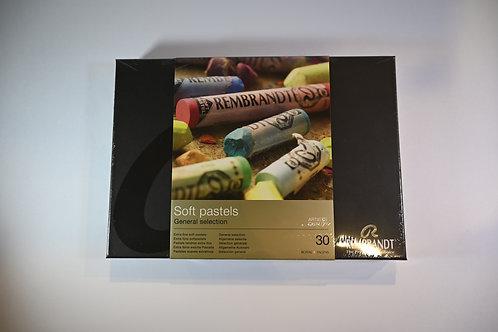 Soft pastels 30 Stück
