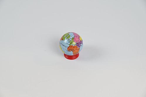Spitzer Weltkugel