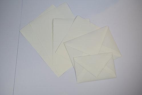 Handgemachtes Papier