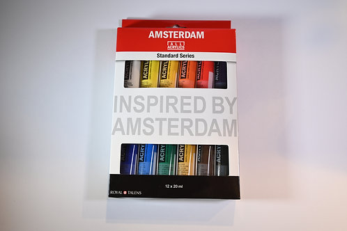 Acrylfarben 12 Stück