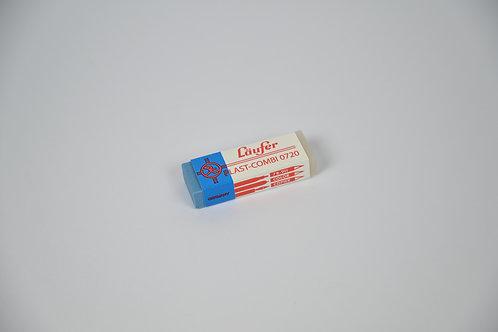 Radiergummi Läufer Plast-Combi