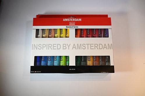 Acrylfarben 24 Stück