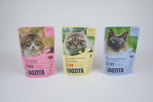 Nassfutter Bozita Katzen