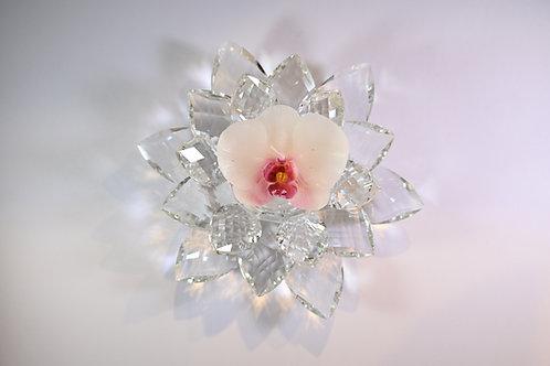 Kerzenhalter Blume
