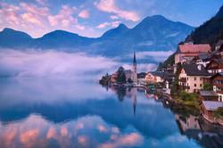 Austria-Hallstatt - yiming Hu