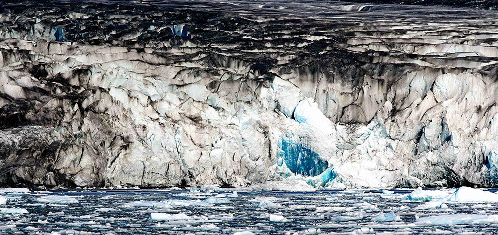 Columbia Glacier - Winston Zhou