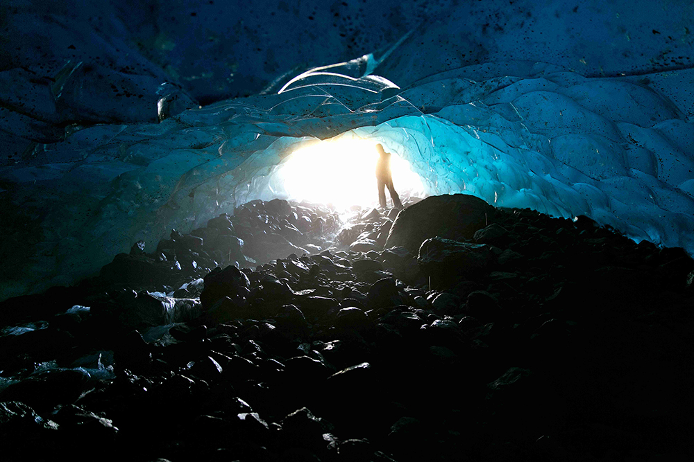 Root Glacier Cave  - Winston Zhou