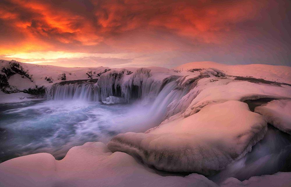 Iceland - Victor Liu