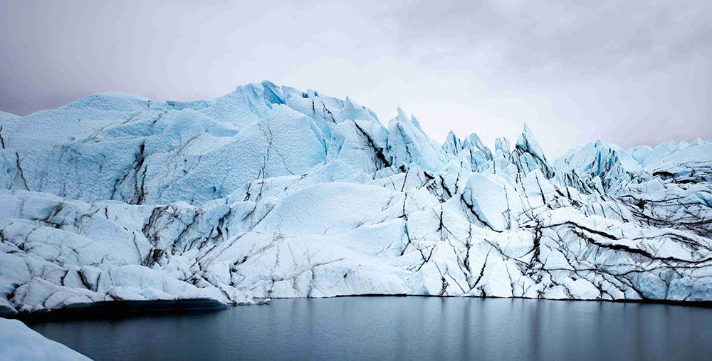 Glacier Winston Zhou