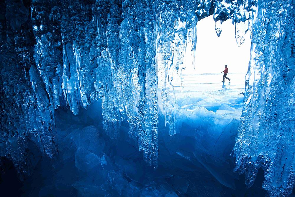 Russia's Lake Baikal - Victor Liu