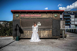 Germany_The Bride and the Wurstelstand