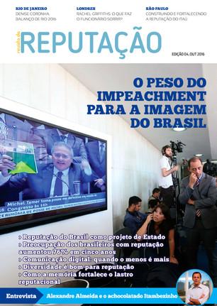 Edição 4 da Revista da Reputação foca na Reputação do Brasil e nos relacionamentos