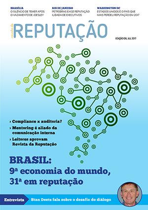 Revista da Reputação 08, JUL 17