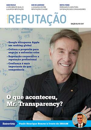 Revista da Reputação 6, FEV 17