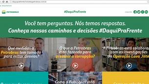 Petrobras protagoniza a comunicação