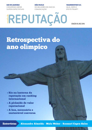 Edição 5 da Revista da Reputação traz retrospectiva das melhores entrevistas