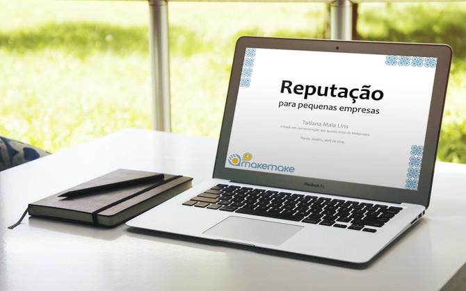 E-BOOK REPUTAÇÃO PARA PEQUENAS EMPRESAS