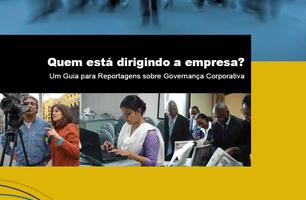 Guia para reportagens sobre governança