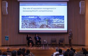 Reputação Brasil: seminário debateu novas narrativas para o país